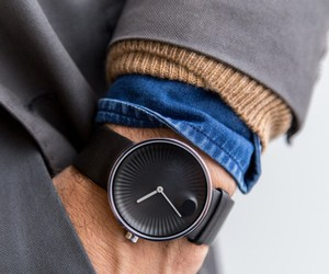 Movado Edge Timepiece Collection by Yves Béhar