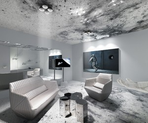 Kameha Grand Zürich  Hotel's Space Suite