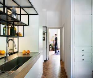IFUB Refurbishes 1930s Apartment in Vienna