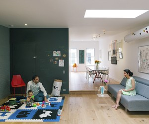 Studio Esnal Turns A TriBeCa's Warehouse into Loft