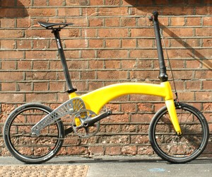 Hummingbird, The World's Lightest Folding Bike