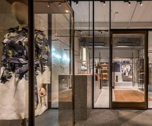 Comme Moi Shanghai Flagship Store by Neri&Hu