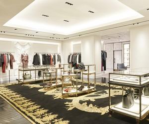 Alexander McQueen Paris Flagship Store