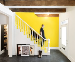 MARK + VIVI Renovates 1180s Canadian Row House