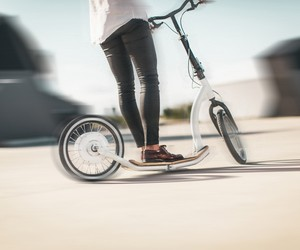 FlyKly Smart Ped Scooter