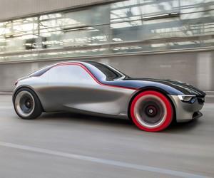 Vauxhall / Opel GT Concept