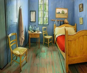 Van Gogh's Bedroom For Rent in Chicago