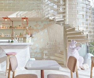 Shugaa Dessert Bar Bangkok by party/space/design