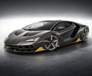 Lamborghini Centenario Unveiled in Geneva