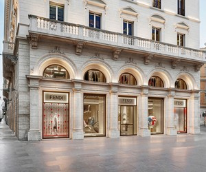 Fendi Flagship Store in Rome