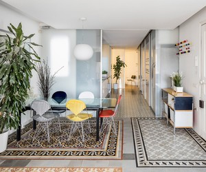 narch renovates an apartment in Barcelona