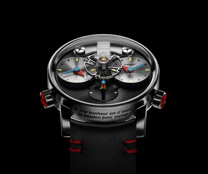 MB&F's LM1 Silberstein