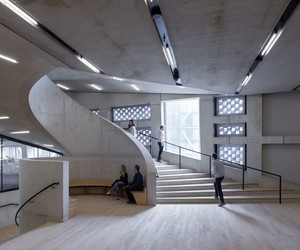 First Glimpse at Tate Modern's Switch House