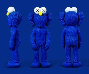 KAWS Unveils 'BFF' Sculpture and Merchandise