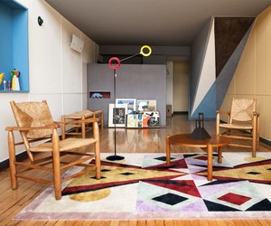 Alessandro Mendini Rethinks Le Corbusier's Flat