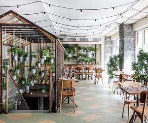 Väkst  Restaurant Copenhagen by Genbyg