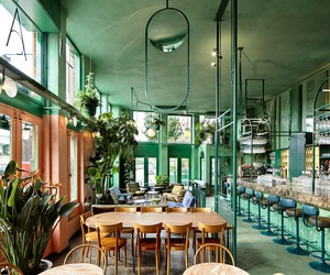 Bar Botanique by Studio Modijefsky, Amsterdam