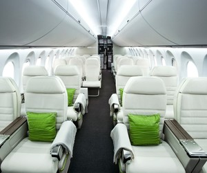Bombardier introduces plane for overweight flyers
