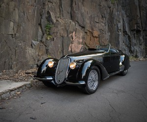 1939 Alfa Romeo 8C 2900B goes up to auction