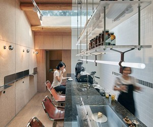 Big Small Coffee + B&B by Office AIO, Beijing