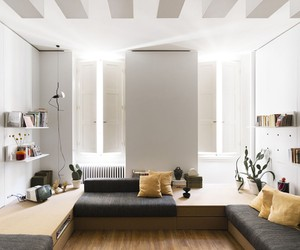 Tiny Apartment in Florence by Silvia Allori