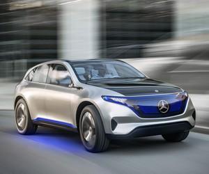 First look at Mercedes-Benz's Generation EQ