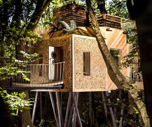 The Woodman's Treehouse