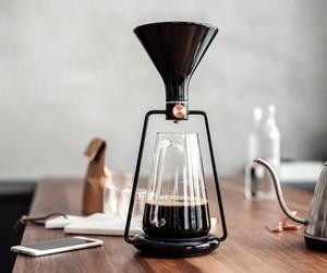 Goat Story's smart coffee maker GINA