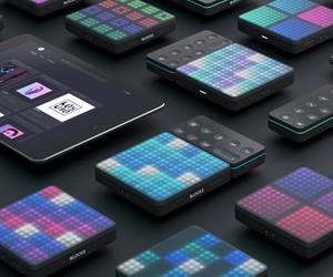 Roli Lego-like music creation system Blocks