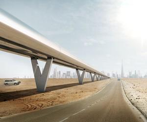 BIG reveals autonomous transportation system