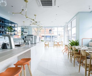 Captain Grey Cafe by Biasol: Design Studio
