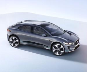 Jaguar unveils the I-Pace Concept Electric SUV