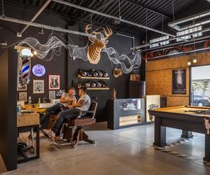 Tattoaria House by Studio dLux, São Paulo