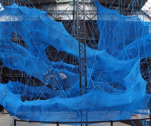 Numen / For Use Tube Installation in Cologne