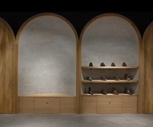 Faust Shoe Store by Snøhetta, Oslo