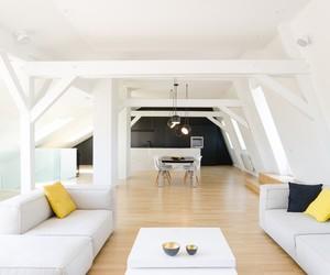 Duplex Apartment in Strasbourg by f+f architectes