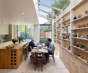 Gallery House in Hackney by Neil Dusheiko