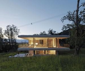 House D by Dietrich Untertrifaller Architekten