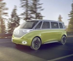 Volkswagen unveils the ID Buzz concept van