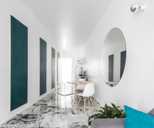 Graça Apartment by Fala Atelier, Lisbon