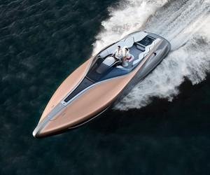 Lexus unveils Amazing Sport Yacht Concept