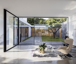 F House by Pitsou Keden Architects, Israel
