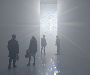 Tokujin Yoshioka's Spectrum Installation