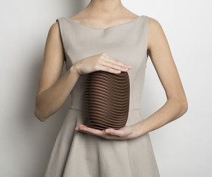 Bern 3D Printed Clutch by Odo Fioravanti