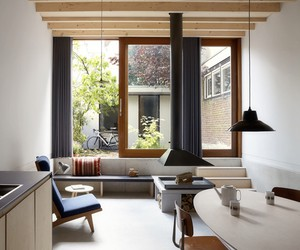 Wenslauer House by 31/44 Architects, Amsterdam