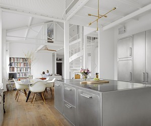 Abimis Furnishes a Loft in Paris