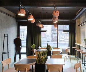 Café 75 in Belgrade by studio AUTORI