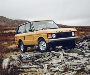 Land Rover Introduces 1978 Range Rover Reborn