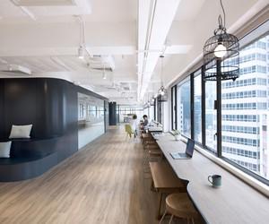 UBER Hong Kong Office by Bean Buro