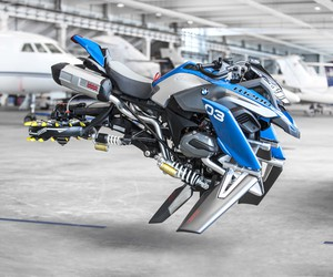 BMW and LEGO Unveil the Hover Ride Design Concept